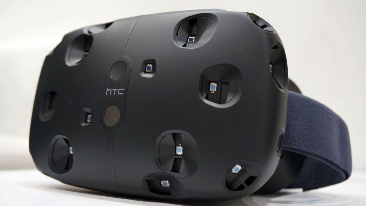 HTC Vive: i pre-ordini al via da oggi, confermati i prezzi internazionali