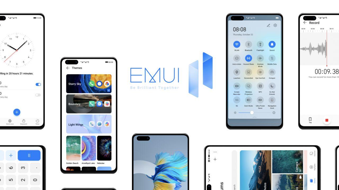 Huawei, EMUI 11 in arrivo su 14 smartphone: la lista completa
