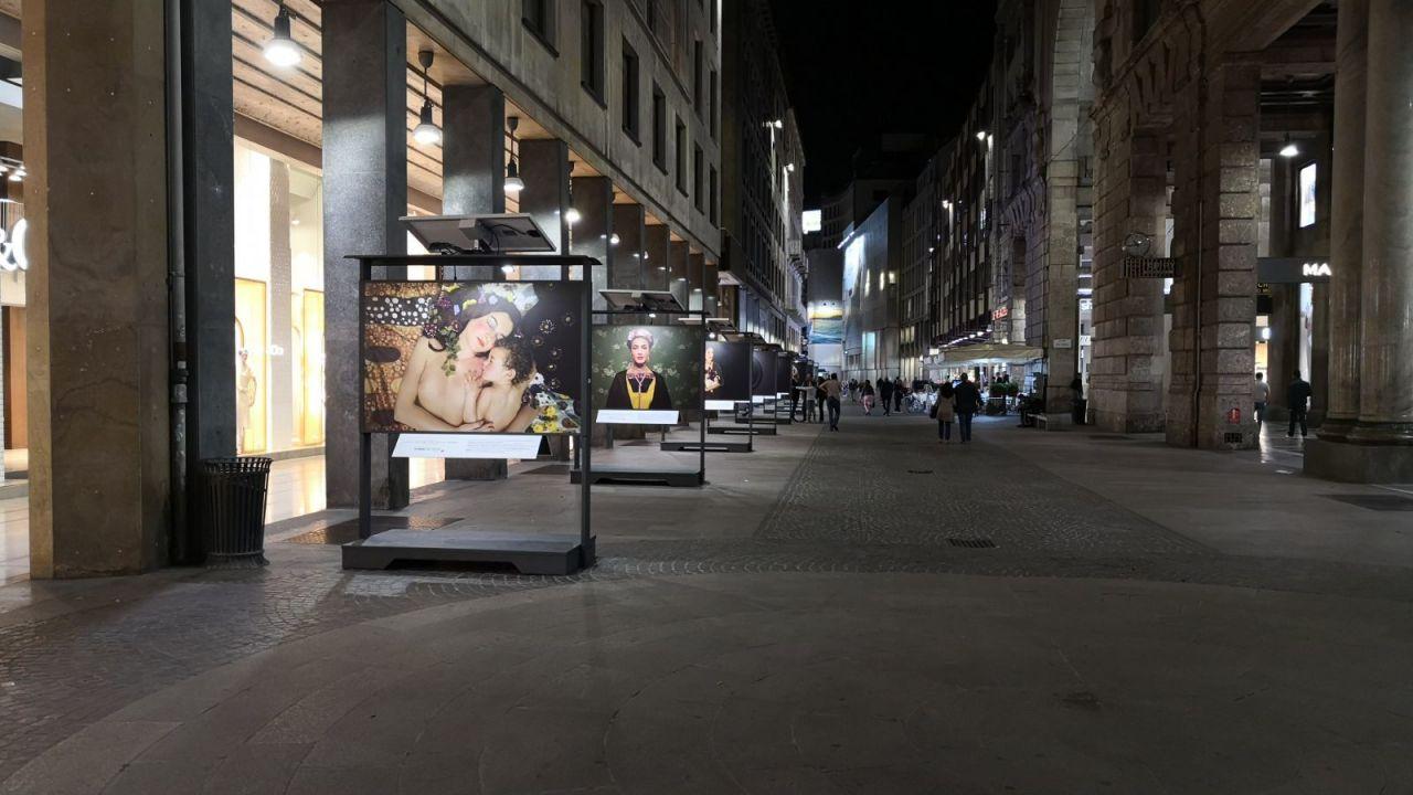 Huawei inaugura la mostra fotografica ispirata al P20 a Milano