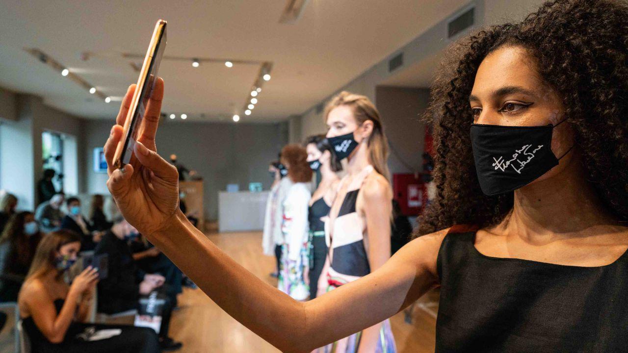 Huawei mette in mostra FreeBuds Pro, Watch Fit e P40 Pro alla Milano Fashion Week