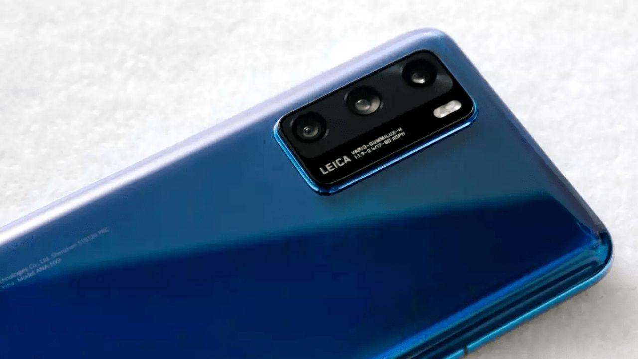 Huawei P50 potrebbe cambiare le lenti della fotocamera come le reflex