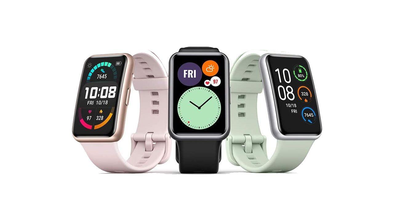 Huawei Watch FIT, lo smartwatch scende sotto i 100 euro su Amazon Italia