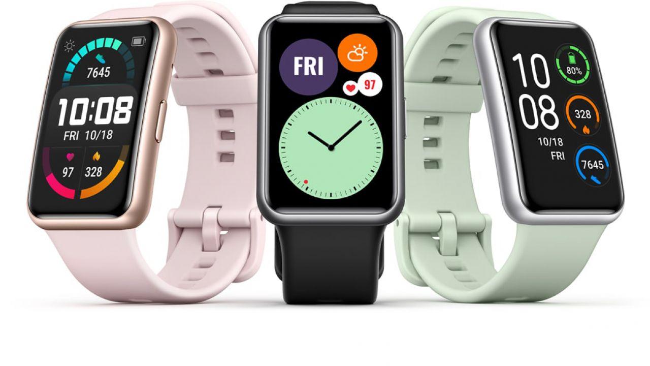 Huawei Watch Fit è ufficiale: ottima autonomia, display ampio e prezzo interessante