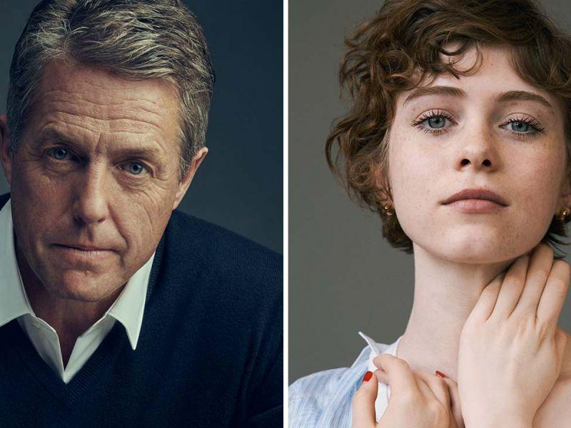 Hugh Grant sarà il villain di Dungeons & Dragons, nel cast anche Sophia Lillis di IT!