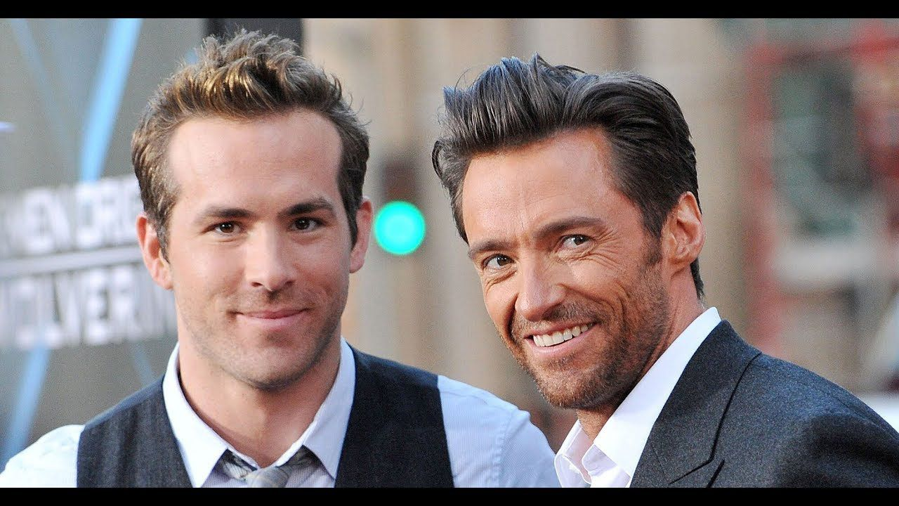 Hugh Jackman posta una foto del suo migliore amico, e Ryan Reynolds si offende