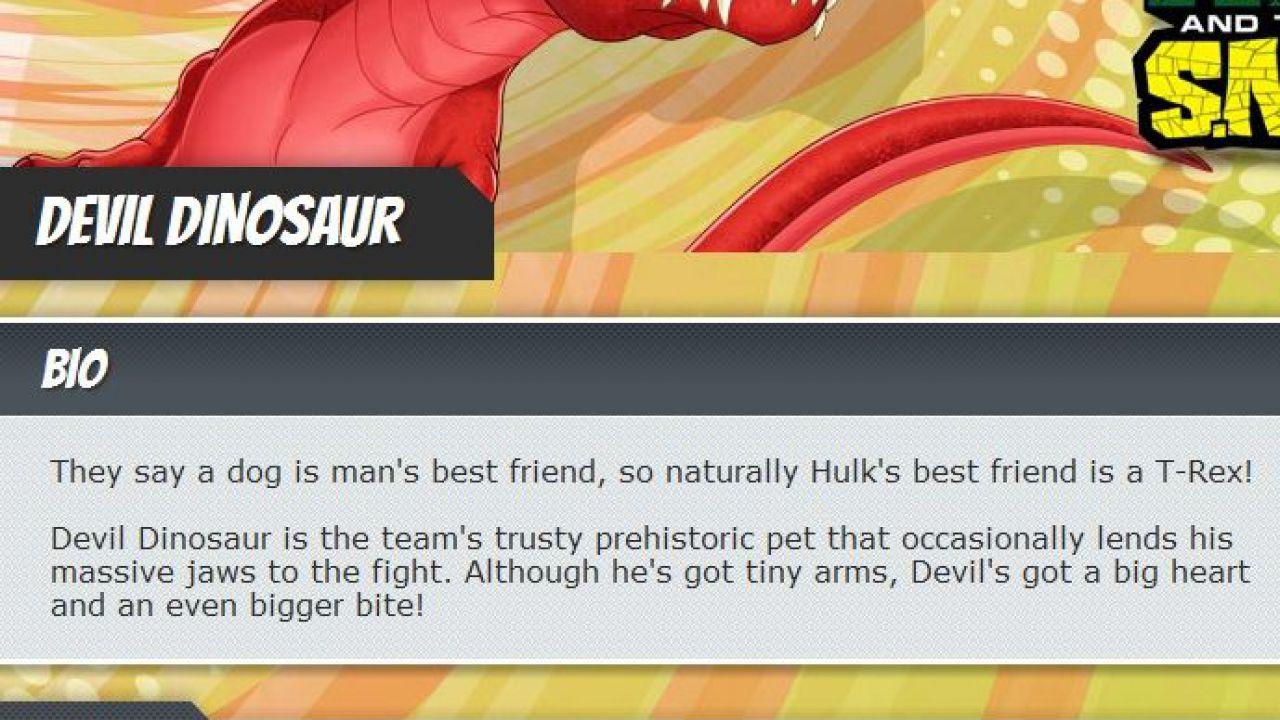 Hulk and the agents of S.M.A.S.H. da agosto in tv, ecco una nuova promo immagine