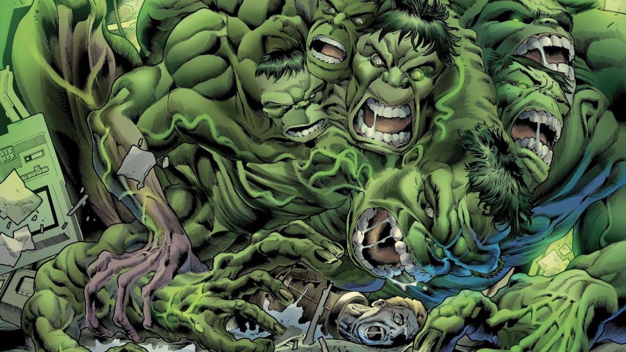 Hulk: Devil Hulk entra in scena nell'ultimo numero della serie Immortal