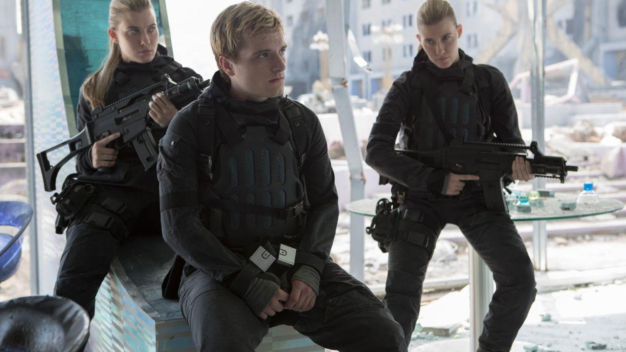 Hunger Games: il canto della rivolta - Parte 2 domina ai botteghini italiani