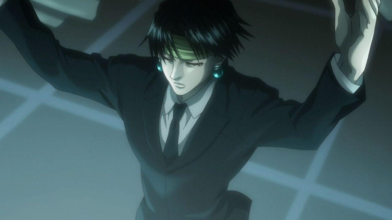 Hunter x Hunter: Chrollo Lucifer si mostra in questo impressionante cosplay