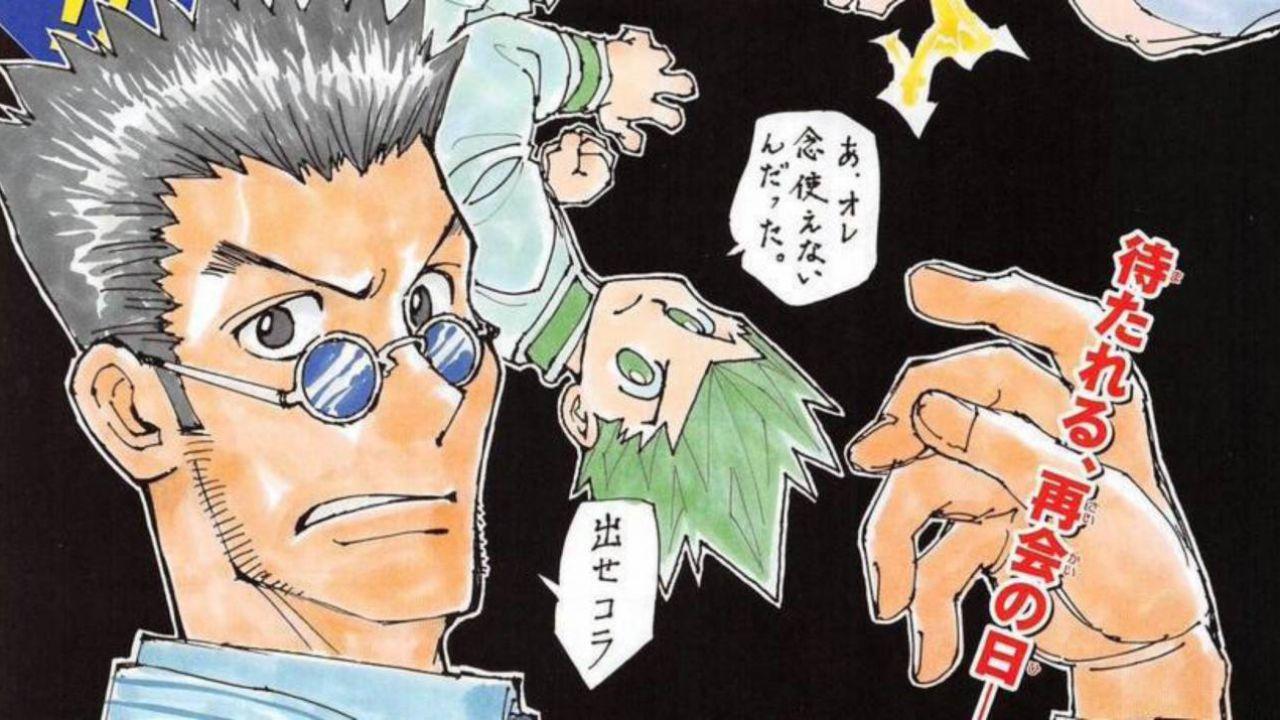 Hunter x Hunter: la conclusione poteva arrivare prima secondo Togashi