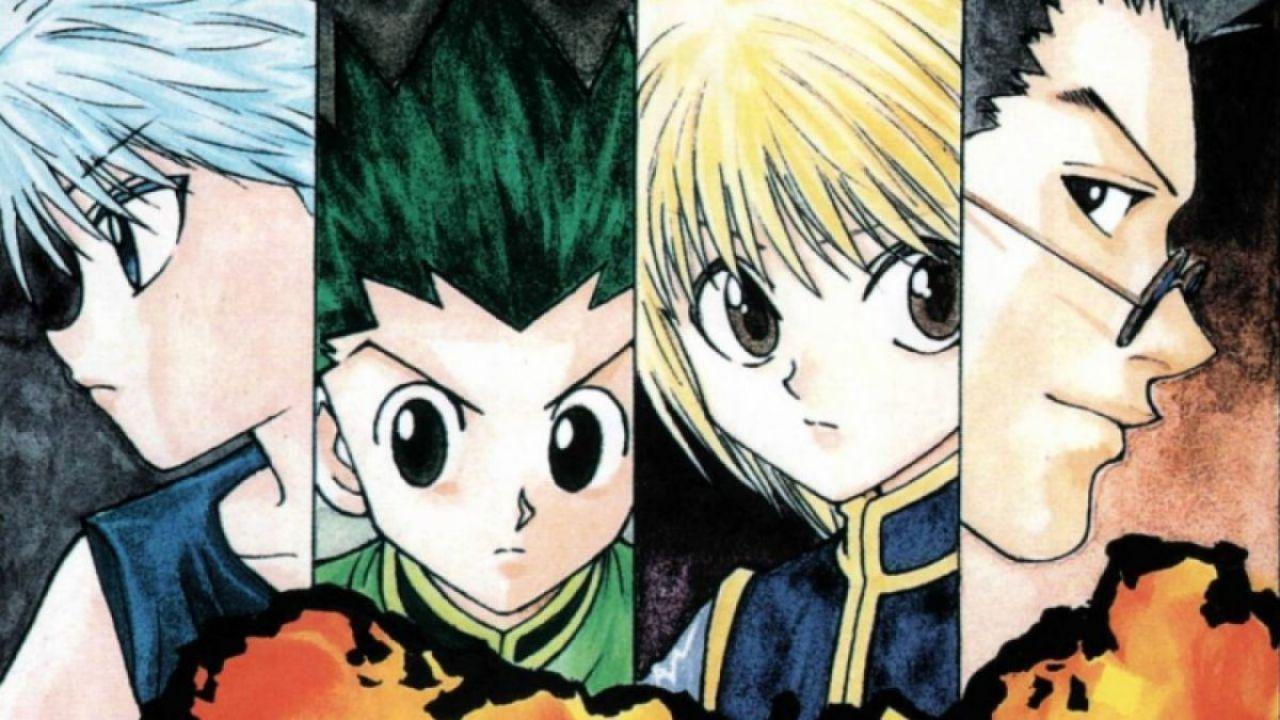 Hunter x Hunter: Yoshihiro Togashi ci regala uno shikishi per la Jump Festa