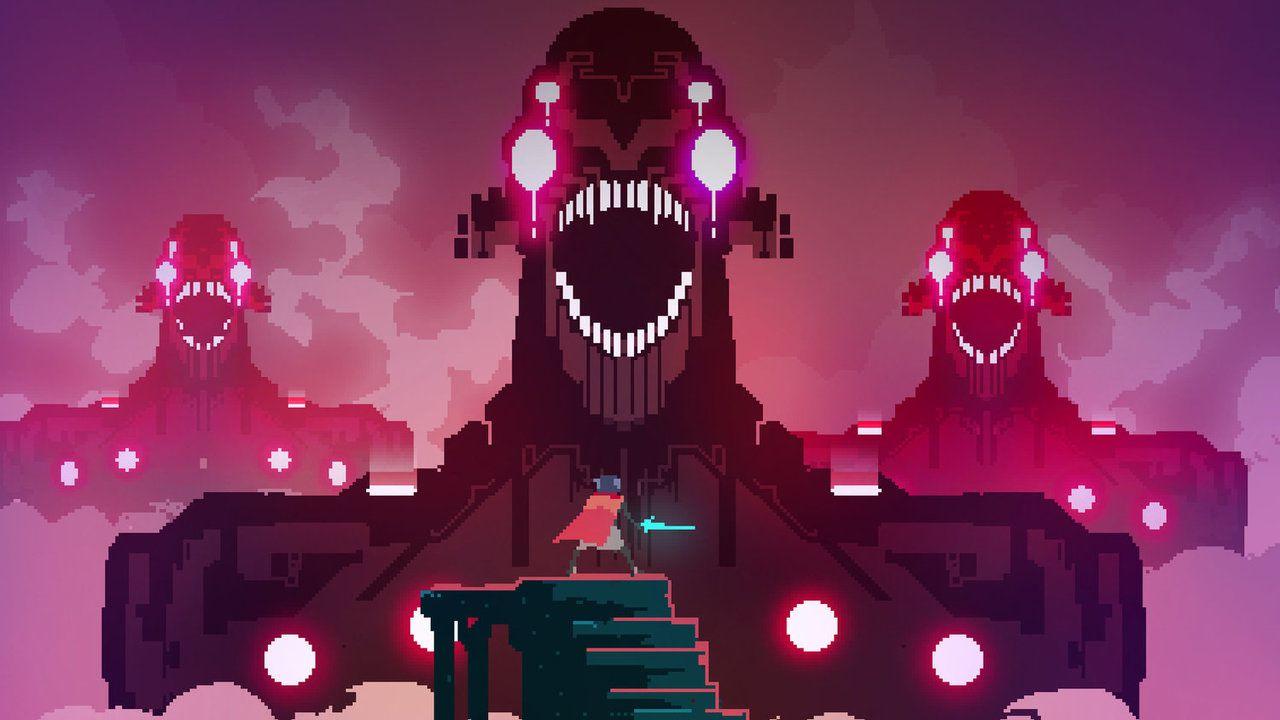 Hyper Light Drifter giocato in diretta su Twitch - Seconda Parte