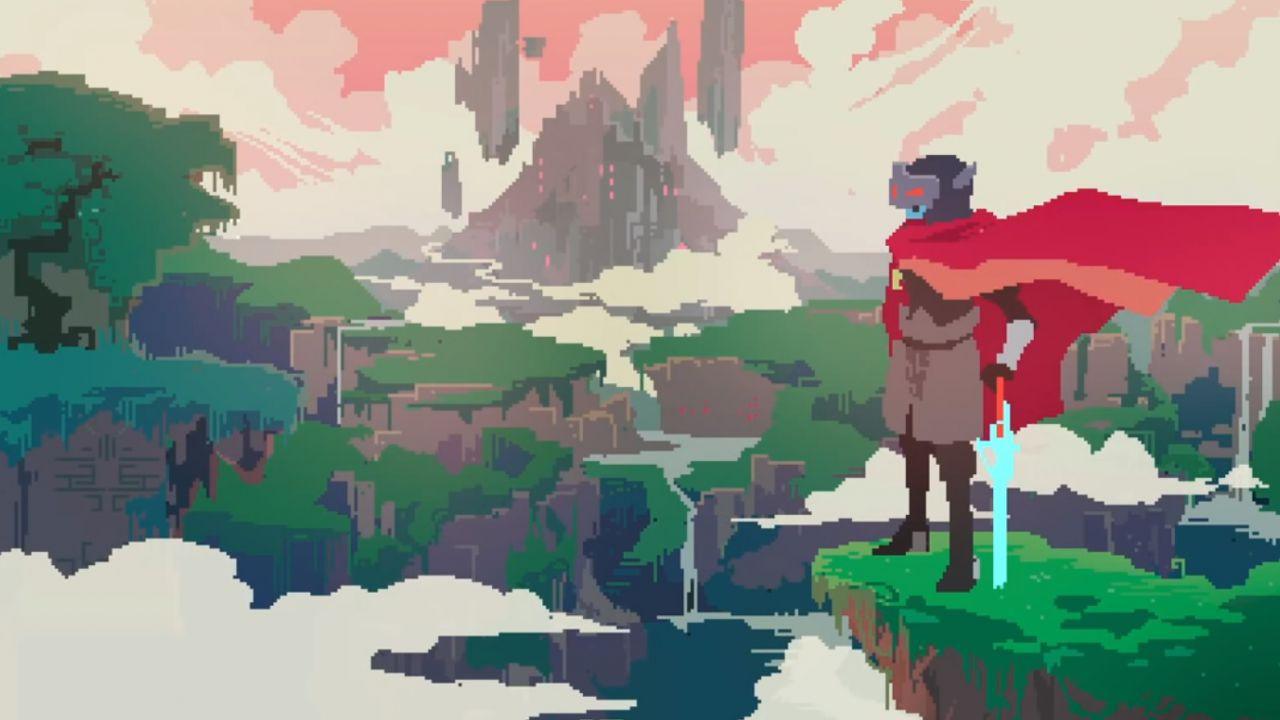 Hyper Light Drifter: My Heart is Made of Pixels EP3 su Twitch alle 21:00