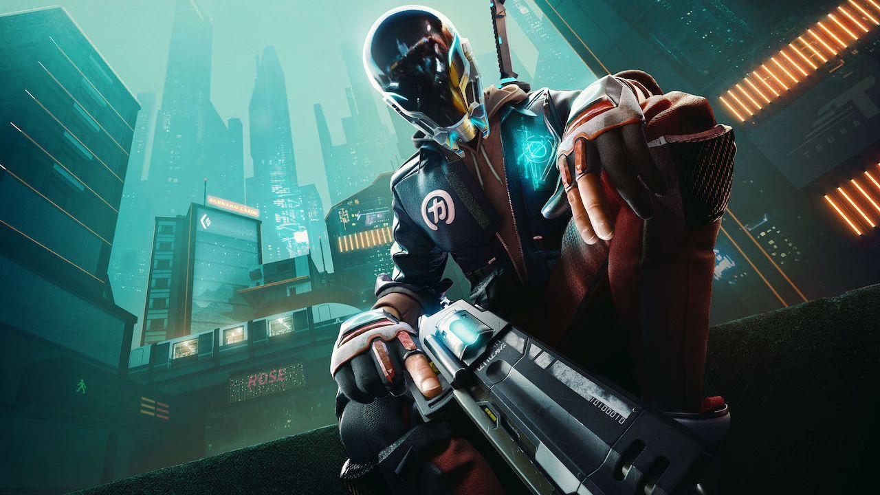 Hyper Scape, il battle royale Ubisoft arriva oggi gratis: orario di uscita e peso download