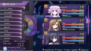 Hyperdimension Neptunia Re;Birth 1 arriva in Europa in estate