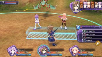 Hyperdimension Neptunia Re;Birth 1 solo in digitale in Europa