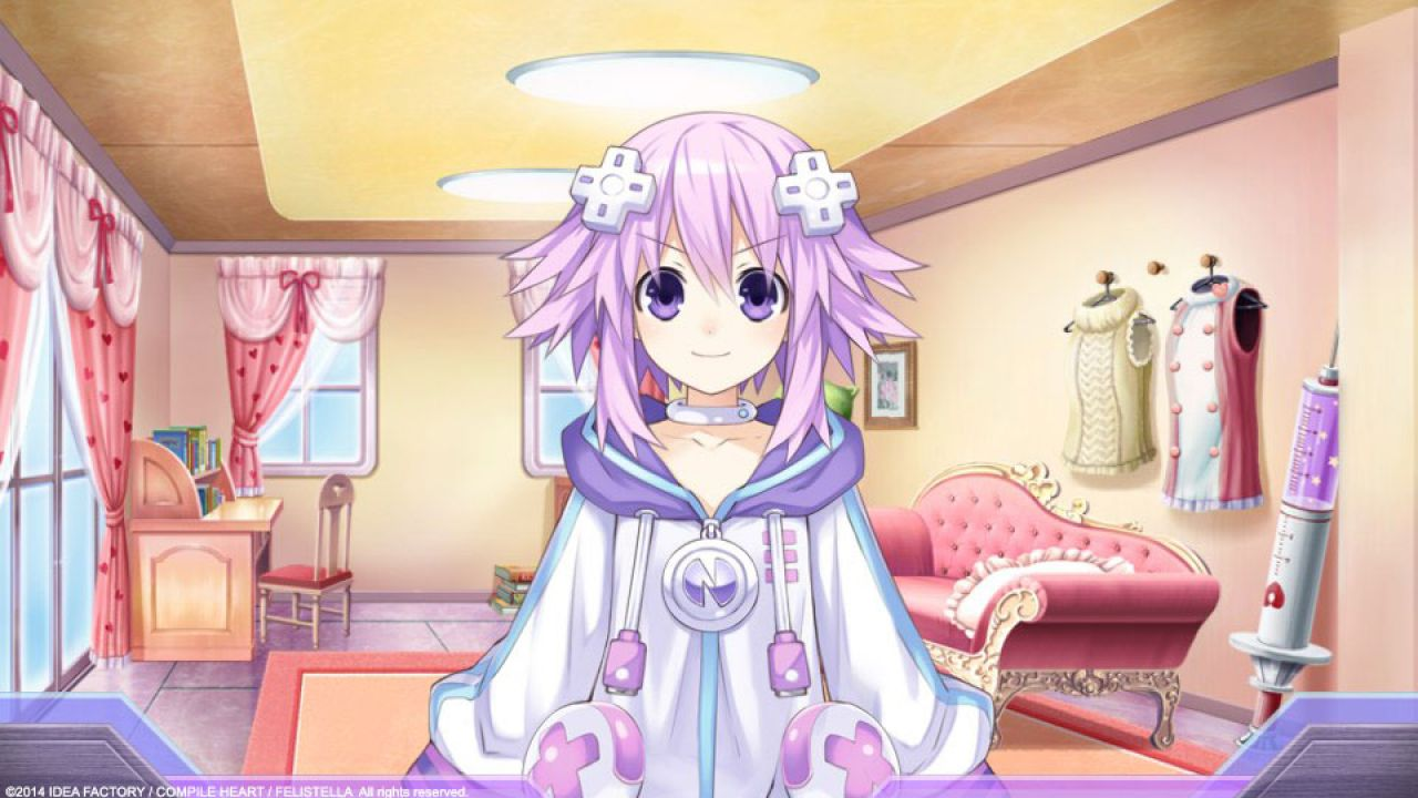 Hyperdimension Neptunia Re; Birth 1: trailer di debutto