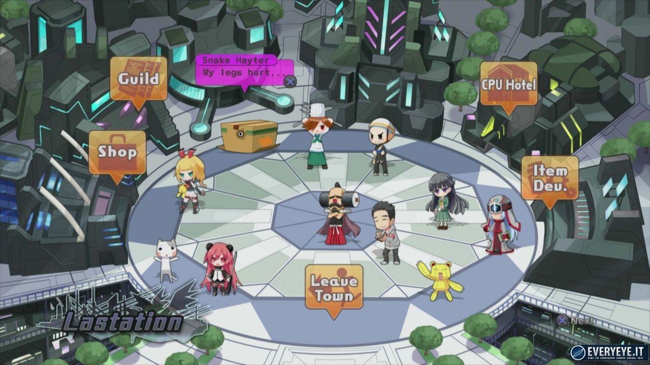 Hyperdimension Neptunia Victory 2: nuovi dettagli