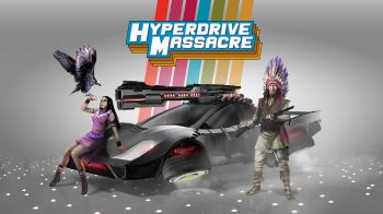 Hyperdrive Massacre arriva su Xbox One
