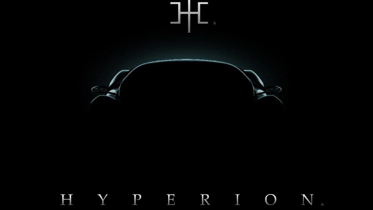 Hyperion Motors debutterà a New York portando in strada 'tecnologie dell'era spaziale'