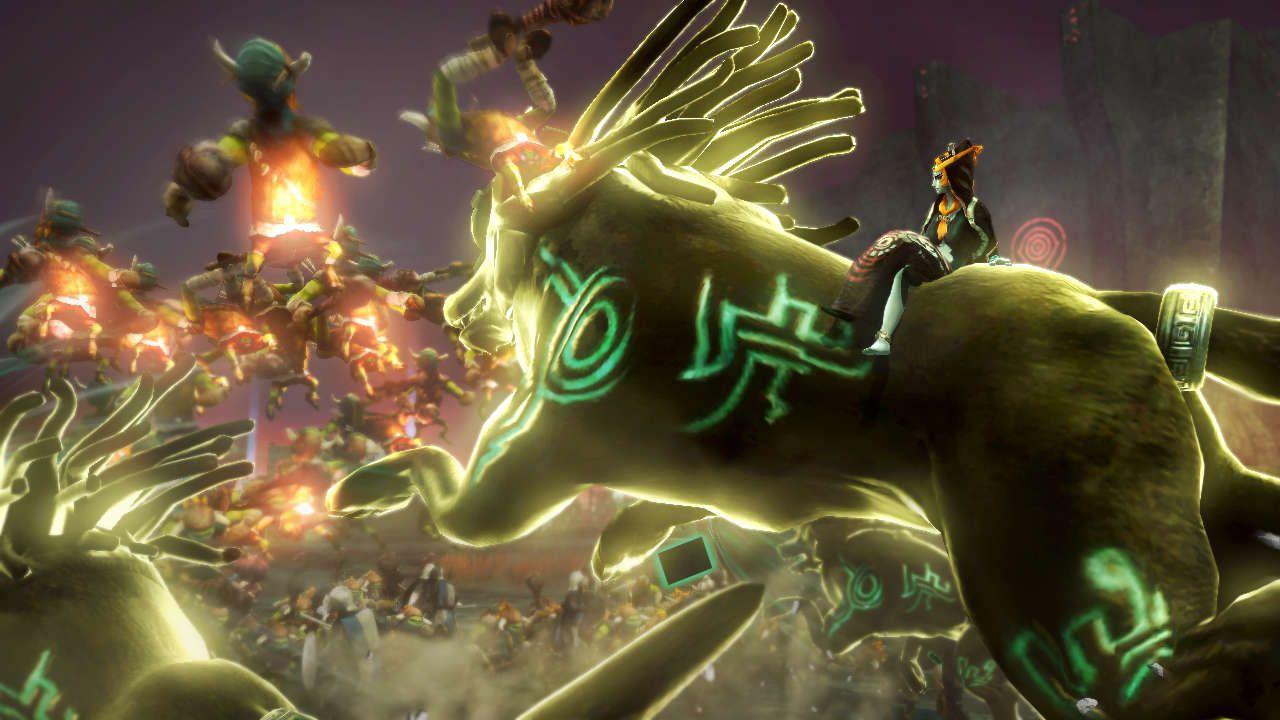 Hyrule Warriors: annunciata una nuova modalità
