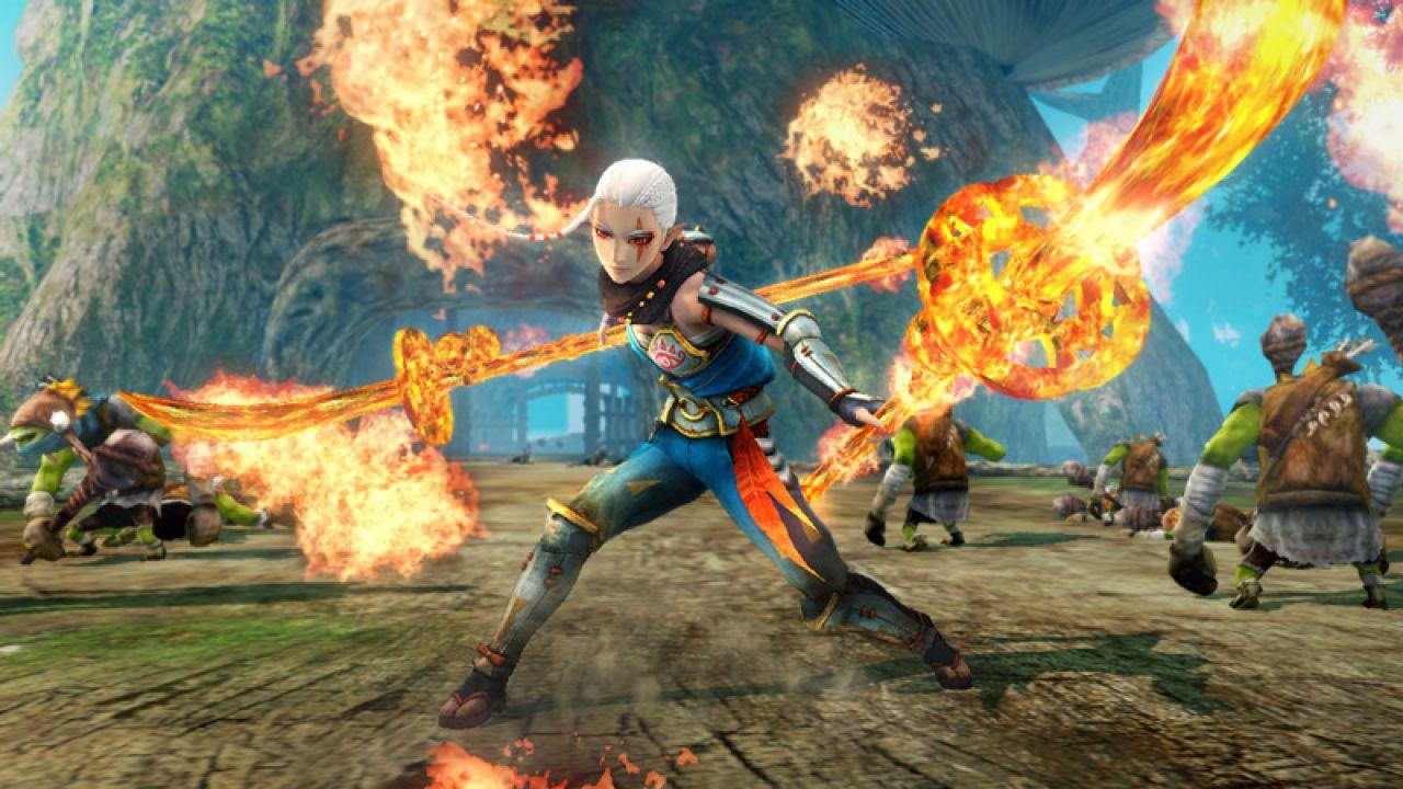 Hyrule Warriors arriverà durante l'estate in Giappone