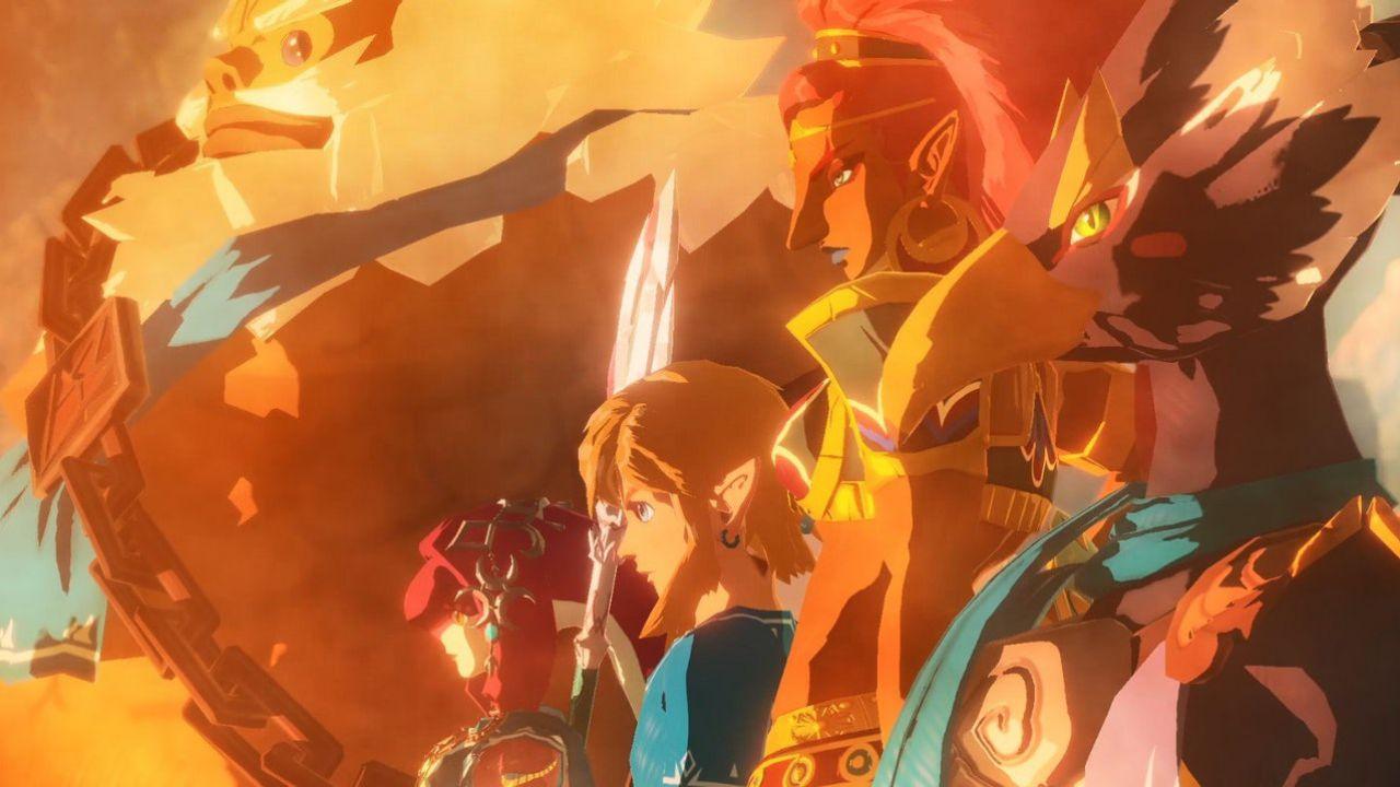 Hyrule Warriors L'Era della Calamità, com'è nato? Idea del Director di Breath of the Wild