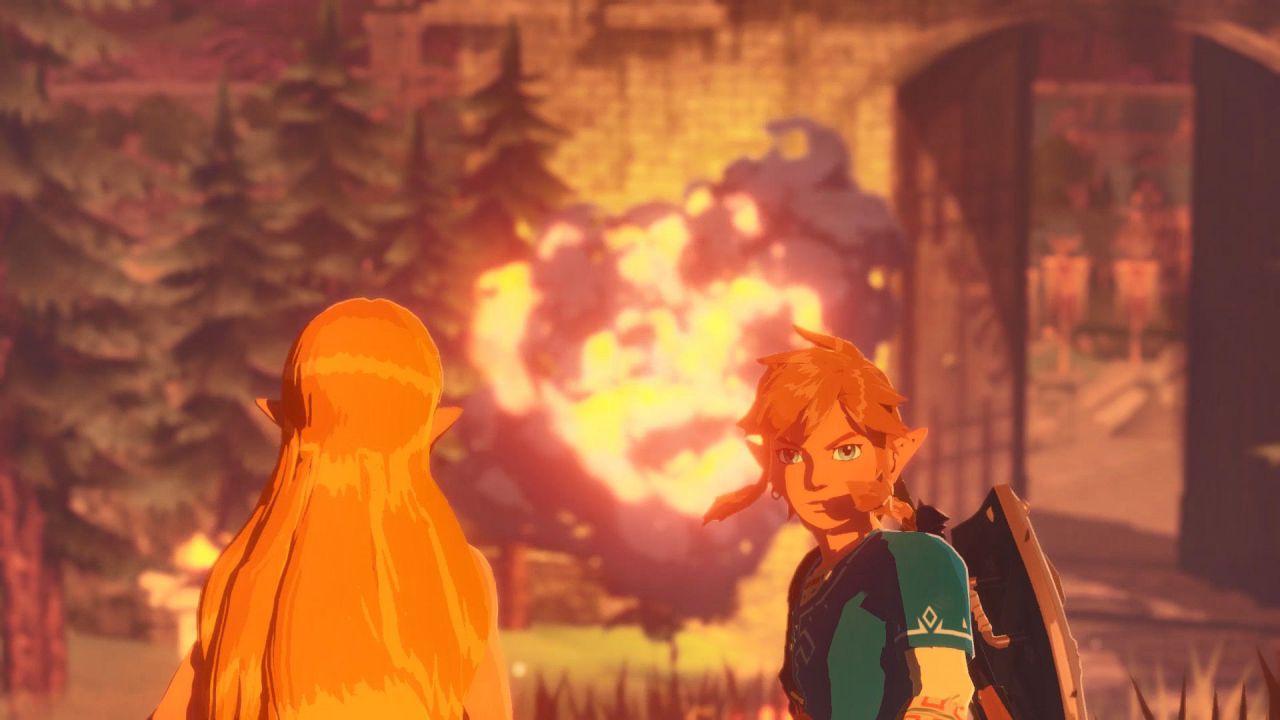 Hyrule Warriors L'Era della Calamità, recensioni: grande successo su Famitsu