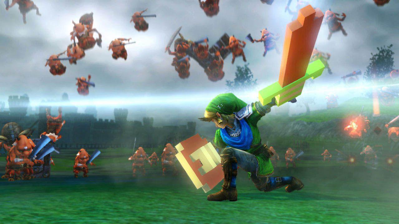 Hyrule Warriors: Nintendo non rinnova i diritti sul marchio negli USA