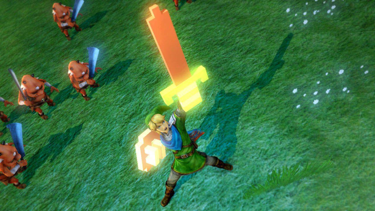 Hyrule Warriors: nuove immagini per il DLC di Twilight Princess