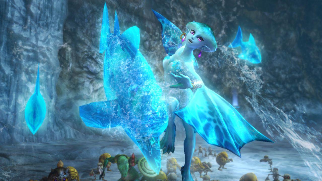 Hyrule Warriors: la Principessa Lana è un personaggio originale