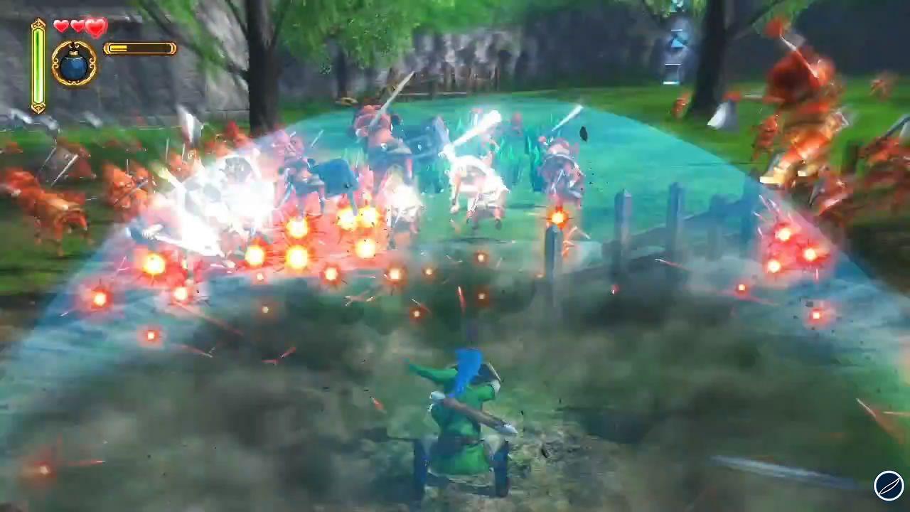 Hyrule Warriors sarà compatibile con Amiibo