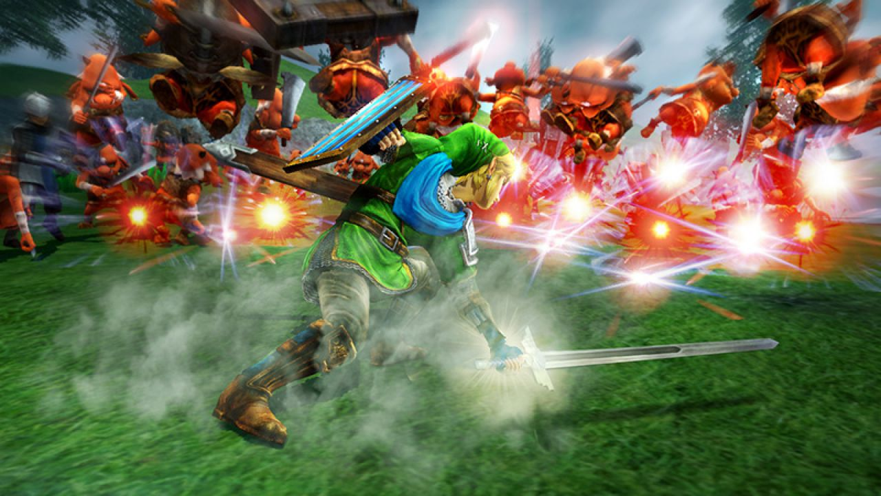 Hyrule Warriors: lo stage di Twilight Princess si mostra in video