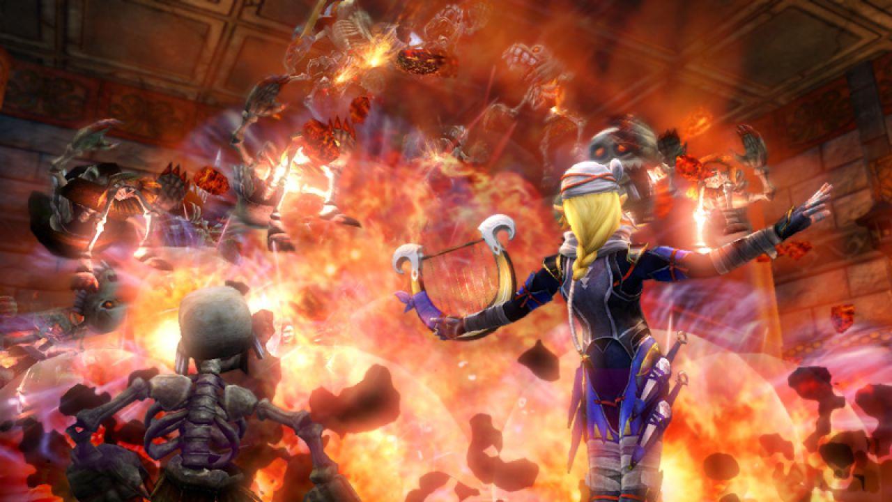 Hyrule Warriors: svelate nuove informazioni