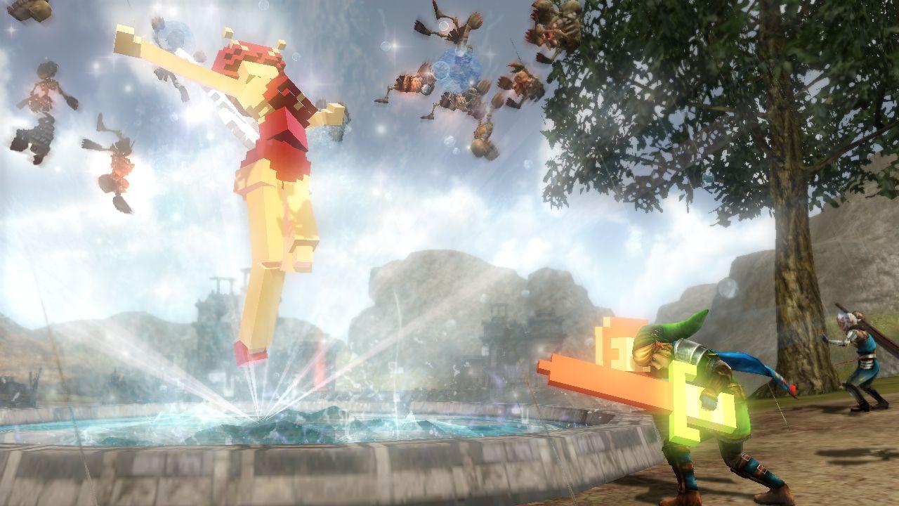 Hyrule Warriors: una nuova spada per Link in arrivo a Settembre