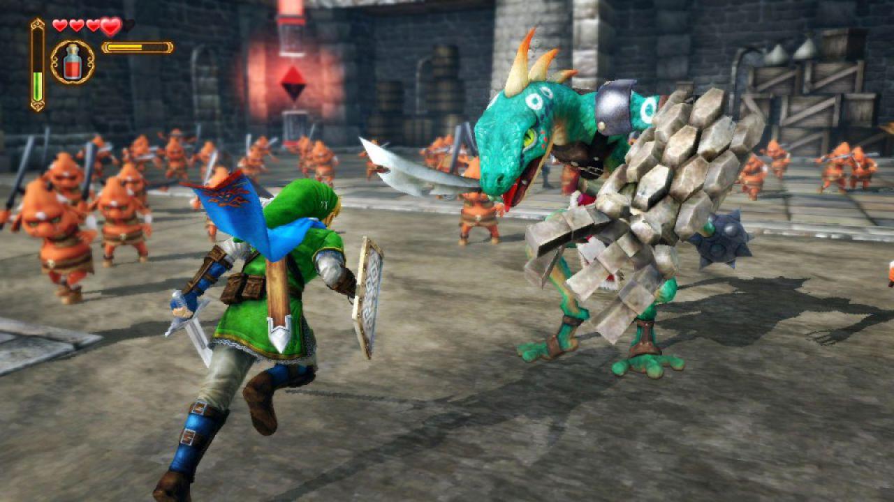 Hyrule Warriors: un video mostra i primi venticinque minuti di gioco