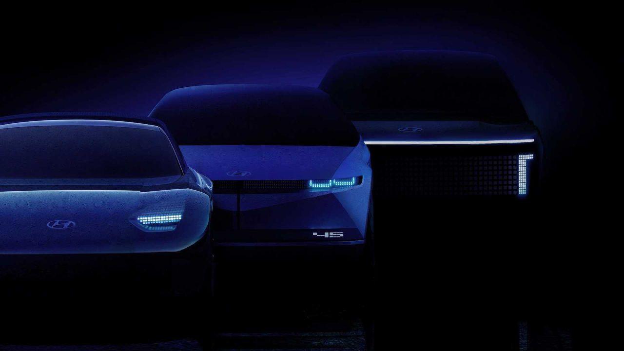 Hyundai promuove Ioniq a brand e annuncia tre nuovi modelli elettrici