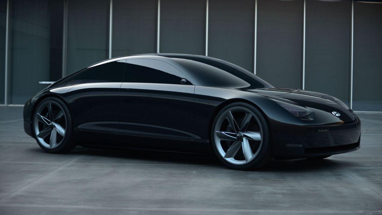 Hyundai Prophecy, il futuro diventa arte: la concept car in dettaglio