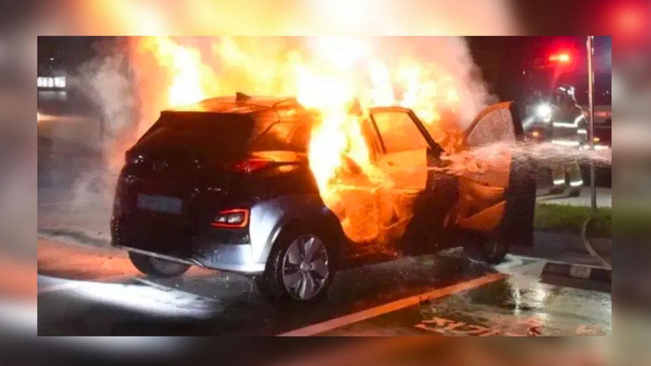 Hyundai potrebbe sostituire le batterie di Kona e Ioniq: troppi casi di incendio