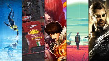 I 5 migliori giochi di agosto 2016 nel nostro Video Speciale