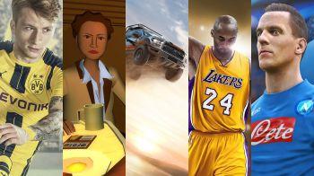 I 5 migliori giochi di Settembre 2016 nel nostro Video Speciale