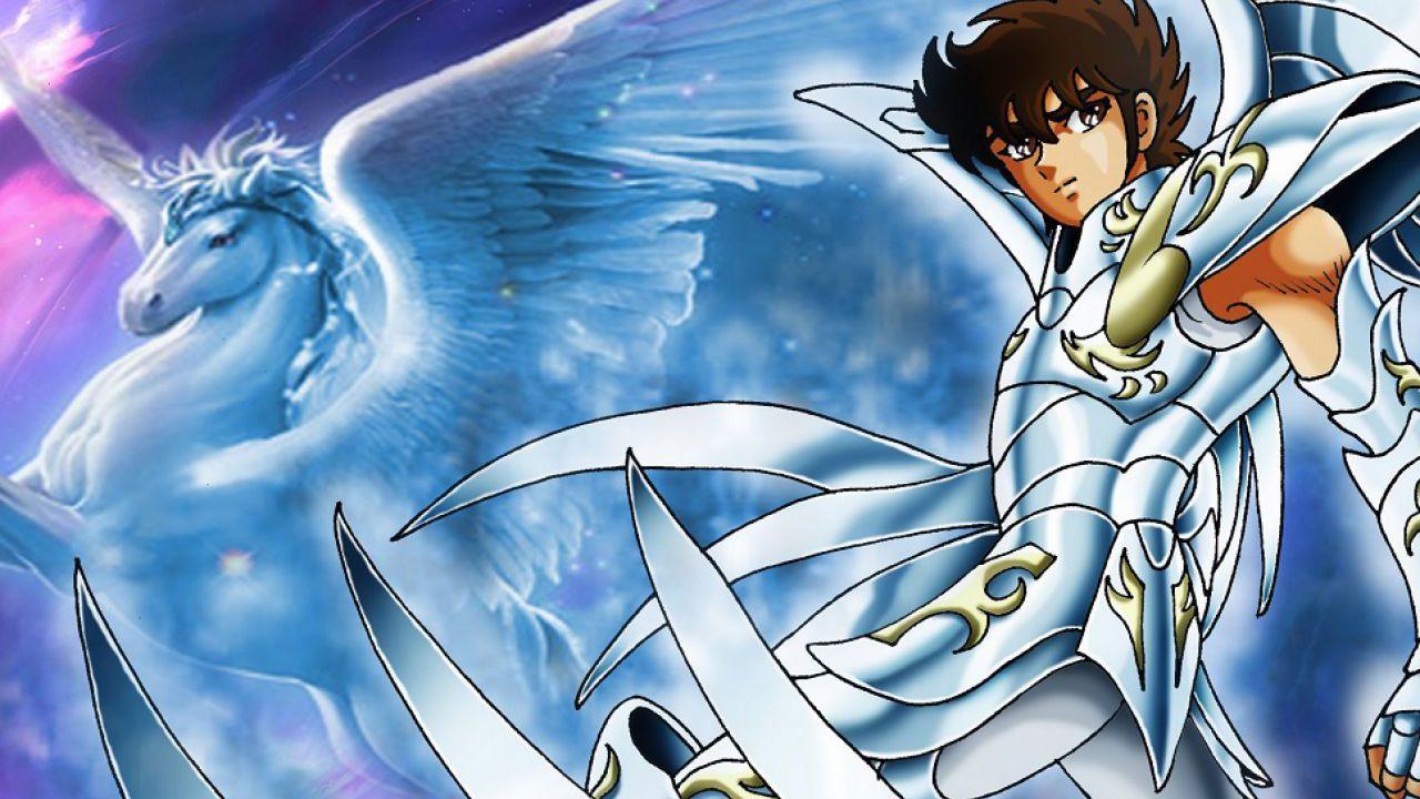 I Cavalieri dello Zodiaco: il prode Seiya brilla nelle due nuove action figure di Tamashii