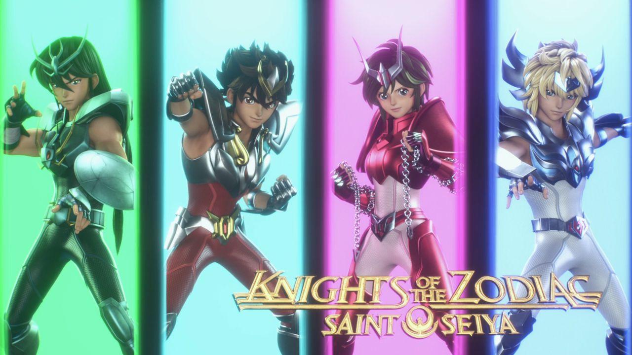 I Cavalieri dello Zodiaco: Saint Seiya ritorna, ecco la data di debutto della parte 2