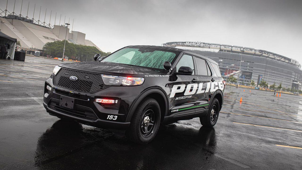 I dipendenti Ford non vogliono più costruire volanti della polizia
