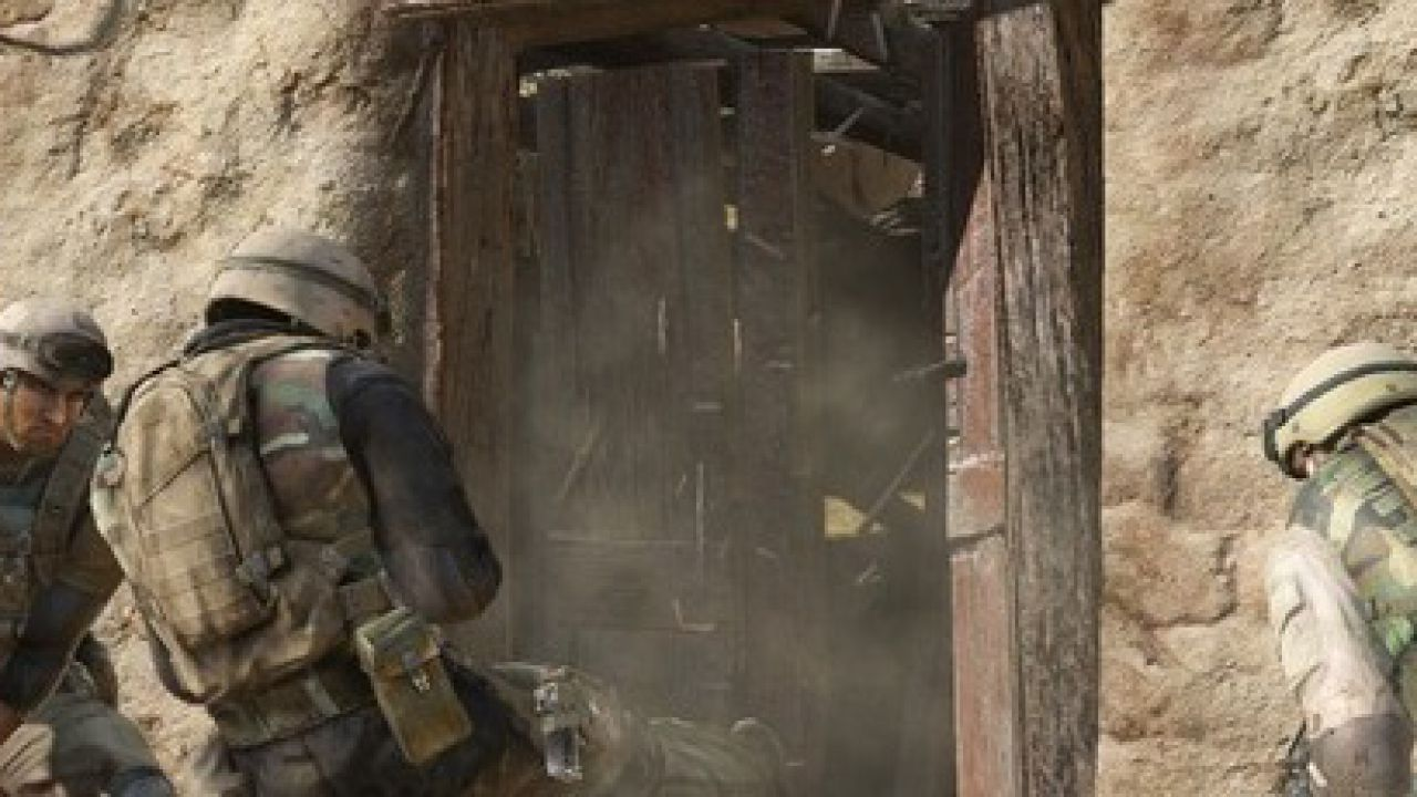 I discreti voti di Medal of Honor fanno crollare le azioni di EA