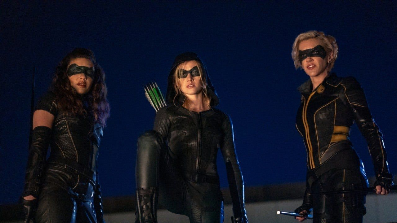 I fan dell'Arrowverse hanno amato il backdoor pilot di Green Arrow and The Canaries
