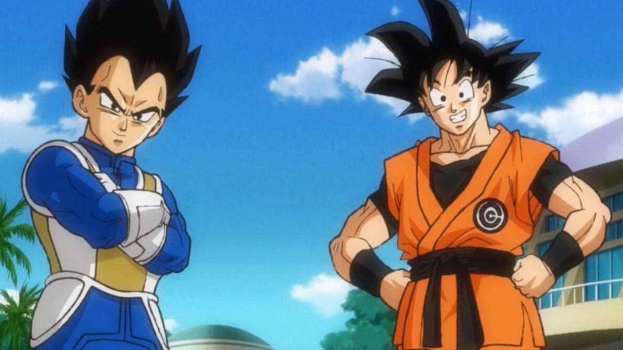I fan reagiscono alle nuove divise per Goku e Vegeta in Super Dragon Ball Heroes