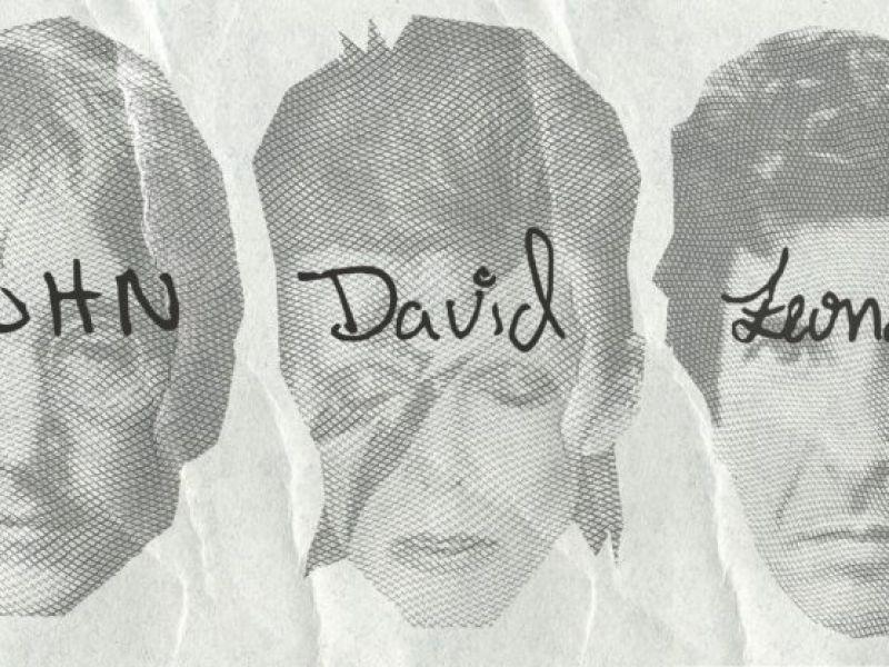 I font che vi permetteranno di scrivere come David Bowie, John Lennon e Leonard Cohen