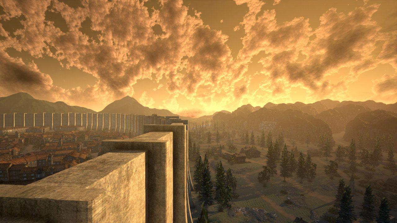 I giganti di Attack on Titan ci invadono in tantissime immagini