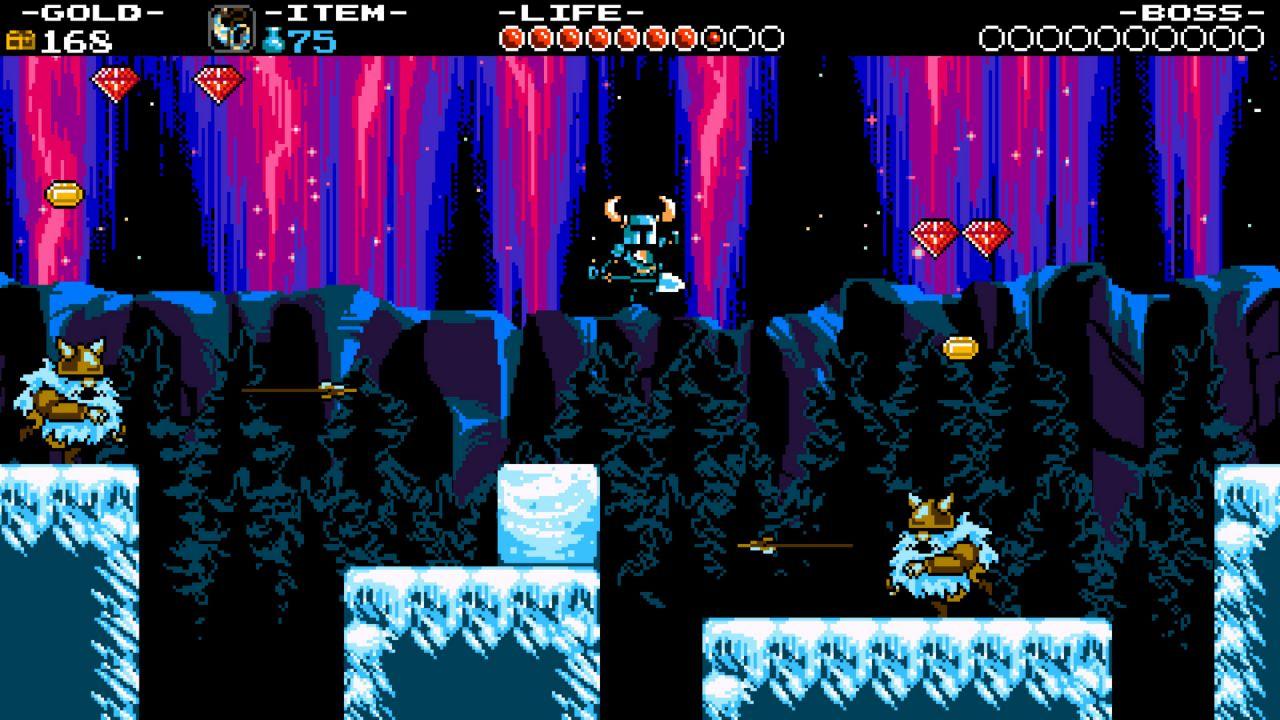 I giocatori vogliono il protagonista di Shovel Knight nel roster di Super Smash Bros